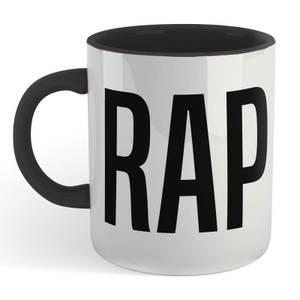 Crap Mug - White/Black