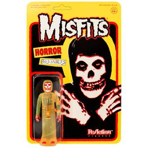 Super7 Misfits Wave 2 The Fiend Horror Business ReAction Figure
