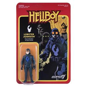 Super7 Hellboy ReAction Figure - Lobster Johnson