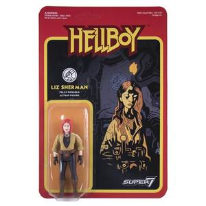 Super7 Hellboy ReAction Figure - Liz Sherman