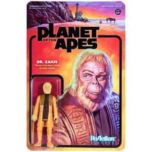 Super7 Figurine ReAction La Planète des Singes Dr Zaius Vague 1