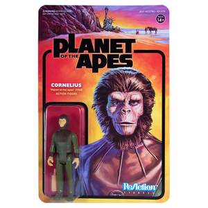 Super7 Planet of the Apes Wave 1 Cornelius ReAction Figure