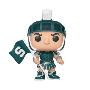 Michigan State Sparty Pop! Vinyl Figure