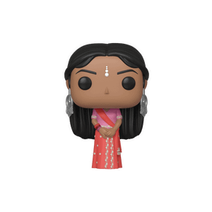 Figurine Pop! Padma Patil Bal De Noël Harry Potter