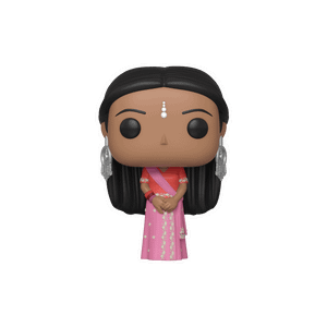 Harry Potter Yule Ball Parvati Patil Funko Pop! Vinyl