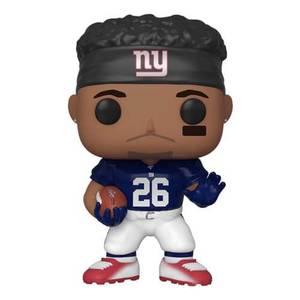 NFL New York Giants Saquon Barkley Funko Pop! Vinyl