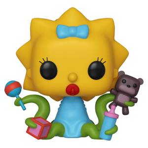 The Simpsons Alien Maggie Funko Pop! Figuur
