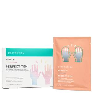 "Patchology Warm Up ""Perfect Ten"" Self-Warming Hand & Cuticle Mask"