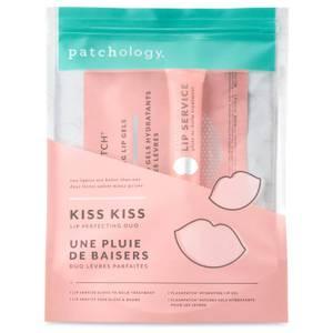 Patchology Kiss Kiss Lip Perfecting Duo Kit
