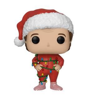 Disney Santa Clause - Santa with Lights Funko Pop! Vinyl