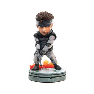 First 4 Figures Metal Gear Solid PVC-SD-Figur Solid Snake 20 cm