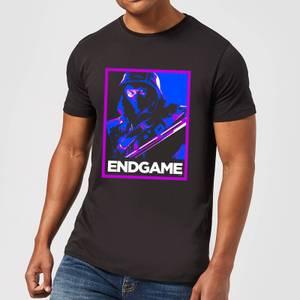 Avengers Endgame Ronin Poster Men's T-Shirt - Black