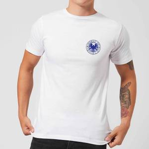 Marvel Avengers Agent Of Shield Men's T-Shirt - White