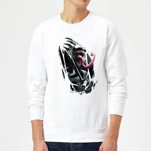 Marvel Venom Inside Me Sweatshirt - White
