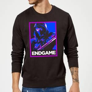 Avengers Endgame Ronin Poster Sweatshirt - Black