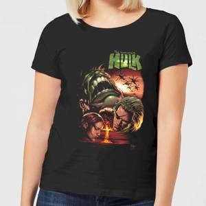 Marvel Incredible Hulk Dead Like Me Women's T-Shirt - Black