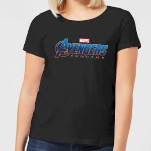 Avengers Endgame Logo Women's T-Shirt - Black