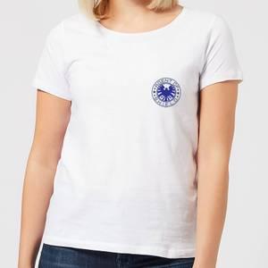 Marvel Avengers Agent Of Shield Women's T-Shirt - White