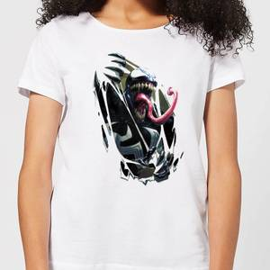Marvel Venom Inside Me Women's T-Shirt - White