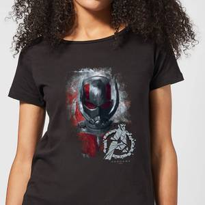 Avengers Endgame Ant Man Brushed Women's T-Shirt - Black