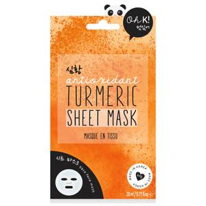 Oh K! Turmeric Sheet Mask 23ml