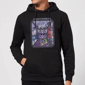 Transformers Decepticons Hoodie - Black