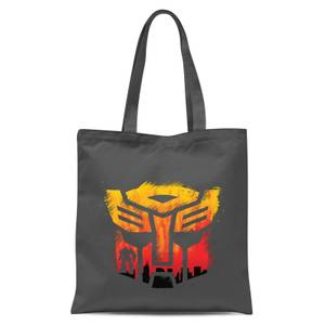 Transformers Autobot Symbol Tote Bag - Grey