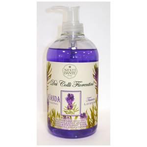 Nesti Dante Tuscan Lavender Liquid Soap 500ml
