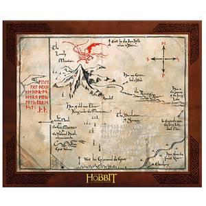 The Hobbit Thorin Oakenshield Map Replica