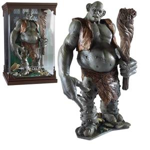 Statue Troll Créatures Magiques Harry Potter Noble Collection 18.5 cm