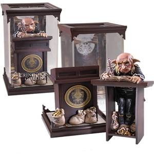 Harry Potter Magical Creatures Gringotts Goblin Scuplture