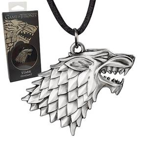 Game of Thrones Stark-Siegel-Anhänger Kostümreplik