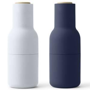 Menu Bottle Grinder - Classic Blue - Set of 2