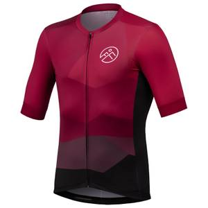 54 Degree Strato Jersey - Burnt Red
