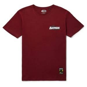 """80 ans de Batman - T-shirt """"Ligue"""" - années 2000 - Bordeaux"""