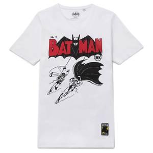 Batman 80th Anniversary 40s Legend T-Shirt - White