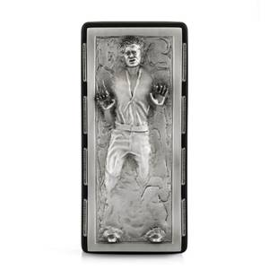 Royal Selangor Star Wars Han Solo Frozen in Carbonite Pewter Container 7.5cm