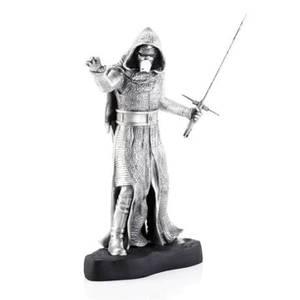 Figurine en étain Kylo Ren Édition Limitée Star Wars - 24cm (5000 exemplaires dans le monde) - Royal Selangor