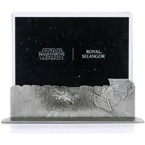 Cadre Photo en étain Star Wars - 15cm - Royal Selangor