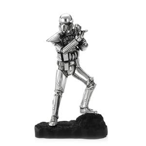Figurine Death Trooper en étain Star Wars - Royal Selangor