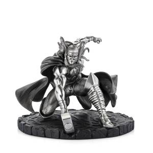 Royal Selangor Marvel Thor: The God of Thunder Limited Edition Pewter Figurine 16cm (5000 Pieces Worldwide)