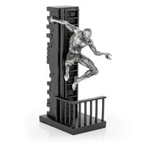 Royal Selangor Marvel Spider-Man Limited Edition Pewter Figurine 29cm (3000 Pieces Worldwide)