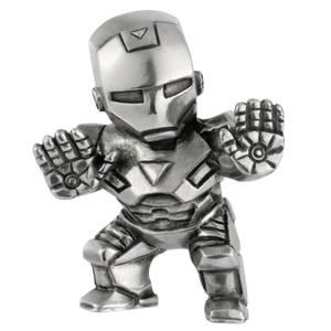Royal Selangor Marvel Iron Man Pewter Miniature Figurine 5cm