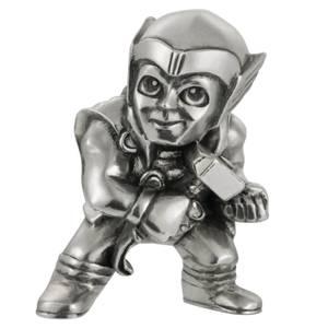 Royal Selangor Marvel Thor Pewter Miniature Figurine 5cm