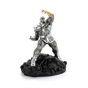 Figurine Thanos Édition Limitée Marvel - 27.5cm (2000 exemplaires dans le monde) - Royal Selangor