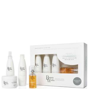 Beauty Works Gift Set - Argan Moisture Repair (Sulphate Free) 250ml