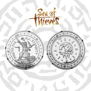 Sea of Thieves A Pirate for all Eternity Collector's Limited Edition Coin: Silver Variant