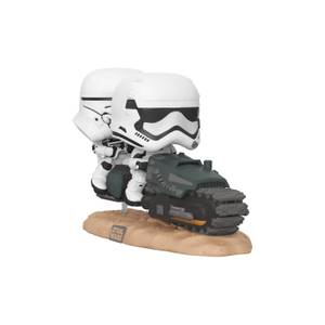 Figurine Pop! Movie Moment First Order Tread Speeder - Star Wars : L'ascension De Skywalker