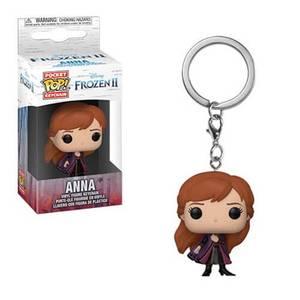 Disney Frozen 2 Anna Pocket Pop! Keychain