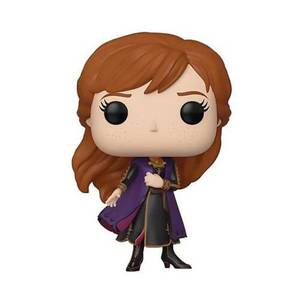 Disney Frozen: 2 - Anna Pop! Vinyl Figur